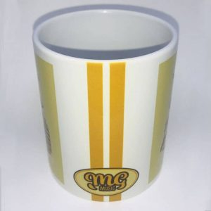 MG Music Creamy Mug